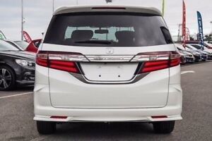 2017 Honda Odyssey RC MY17 VTi-L White Orchid Continuous Variable Wagon