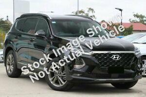 2019 Hyundai Santa Fe TM MY19 Highlander Black 8 Speed Sports Automatic Wagon Singleton Singleton Area Preview