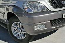 2006 Hyundai Terracan HP MY07 SLX Silver 4 Speed Automatic Wagon Pennant Hills Hornsby Area Preview