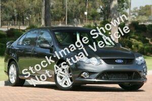 2009 Ford Falcon FG XR6 Grey 5 Speed Auto Seq Sportshift Sedan Edgeworth Lake Macquarie Area Preview
