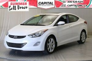 2013 Hyundai Elantra *load*Leather*Sunroof*Nav*