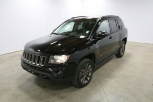 2016 Jeep Compass 4WD 75TH ANNIVERSARY Accident Free,  Leather,