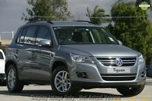 2009 Volkswagen Tiguan 5N MY09 125TSI 4MOTION Mountain Grey 6 Speed Manual Wagon Osborne Park Stirling Area Preview