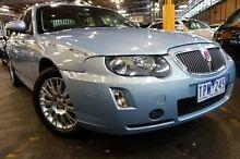 2004 Rover 75 MY05 Connoisseur Blue 5 Speed Automatic Sedan Port Melbourne Port Phillip Preview