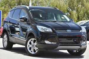 2016 Ford Kuga TF MY16.5 Trend AWD Black 6 Speed Sports Automatic Wagon Midland Swan Area Preview