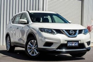 2017 Nissan X-Trail T32 TS X-tronic 2WD White 7 Speed Constant Variable Wagon Osborne Park Stirling Area Preview