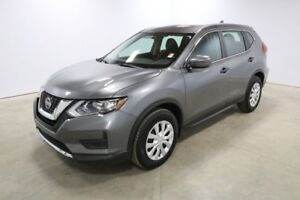 2018 Nissan Rogue S CVT Heated Front Seats, Back up Camera, Appl