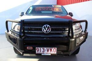 2014 Volkswagen Amarok 2H MY14 TDI420 4Motion Perm Highline Natural Grey 8 Speed Automatic Utility