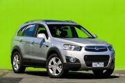 2013 Holden Captiva CG MY13 7 AWD LX Silver 6 Speed Sports Automatic Wagon Ringwood East Maroondah Area Preview