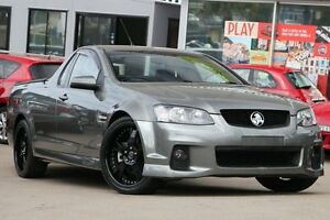 2011 Holden Commodore VE II SS Light Grey 6 Speed Automatic Utility Dee Why Manly Area Preview