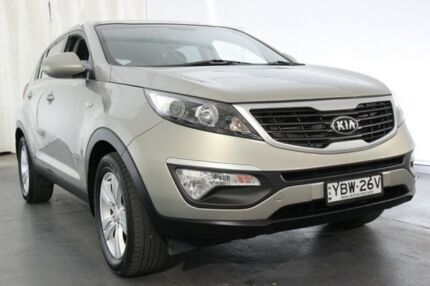 2013 Kia Sportage SL Series II MY13 SI Silver 6 Speed Sports Automatic Wagon Maryville Newcastle Area Preview