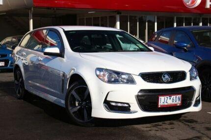 2017 Holden Commodore VF II MY17 SV6 Sportwagon White 6 Speed Sports Automatic Wagon Frankston Frankston Area Preview