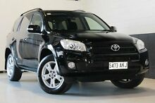 2010 Toyota RAV4  Black Automatic Wagon Hillcrest Port Adelaide Area Preview