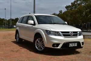 2013 Fiat Freemont JF Urban White 6 Speed Automatic Wagon St Marys Mitcham Area Preview
