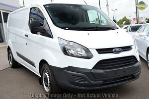 2016 Ford Transit Custom VN 330L (LWB) Frozen White 6 Speed Manual Van Willagee Melville Area Preview