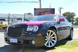 2010 Chrysler 300C LE MY08 SRT8 Pink 5 Speed Automatic Sedan Maddington Gosnells Area Preview