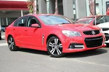 2015 Holden Commodore  Red Sports Automatic Sedan Watsonia North Banyule Area Preview