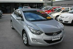 2013 Hyundai Elantra MD2 Elite Silver 6 Speed Automatic Sedan Mitchell Gungahlin Area Preview
