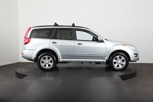 2011 Great Wall X240 CC6461KY MY11 (4x4) Silver 5 Speed Manual Wagon Mulgrave Hawkesbury Area Preview
