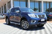 2018 Nissan Navara D23 S3 ST-X Blue 7 Speed Sports Automatic Utility Alfred Cove Melville Area Preview