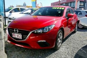 2014 Mazda 3 BM5478 Neo SKYACTIV-Drive Red 6 Speed Sports Automatic Hatchback Ormiston Redland Area Preview