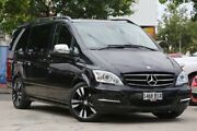 2013 Mercedes-Benz Viano 639 MY13 Grand Edition Avantgarde Black 5 Speed Automatic Wagon Adelaide CBD Adelaide City Preview