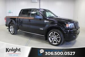 2008 Ford F-150 Harley-Davidson Supercharged Moon Roof