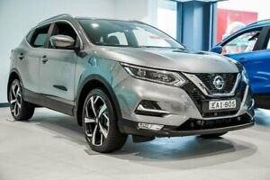 2018 Nissan Qashqai J11 Series 2 Ti X-tronic Grey 1 Speed Constant Variable Wagon Chatswood Willoughby Area Preview
