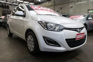 2014 Hyundai i20 PB MY14 Active 6 Speed Manual Hatchback Mordialloc Kingston Area Preview