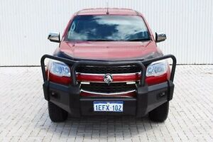 2013 Holden Colorado Red Sports Automatic Utility Embleton Bayswater Area Preview