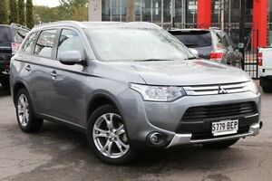 2015 Mitsubishi Outlander ZJ MY14.5 ES 4WD Titanium 6 Speed Constant Variable Wagon Hillcrest Port Adelaide Area Preview