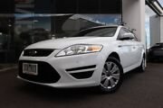2014 Ford Mondeo MC LX PwrShift TDCi White 6 Speed Sports Automatic Dual Clutch Wagon Hoppers Crossing Wyndham Area Preview