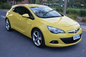 2012 Opel Astra AS GTC Yellow 6 Speed Manual Hatchback Norwood Norwood Area Preview