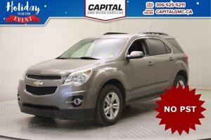 2012 Chevrolet Equinox 2LT AWD*Local Trade-No PST-Leather-Sunroo