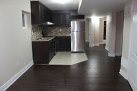Basement Apartment for rent in Brampton- 2 bedroom, 1 Bathroom