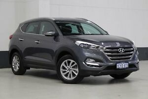 2016 Hyundai Tucson TLE Elite R-Series (awd) Grey 6 Speed Automatic Wagon Bentley Canning Area Preview
