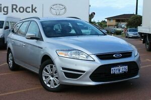 2012 Ford Mondeo MC LX Silver 6 Speed Sports Automatic Wagon Westminster Stirling Area Preview