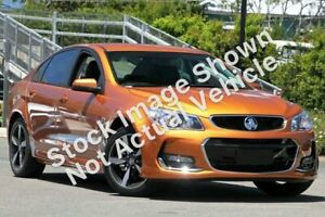 2017 Holden Commodore VF II MY17 SV6 Orange 6 Speed Sports Automatic Sedan Brookvale Manly Area Preview
