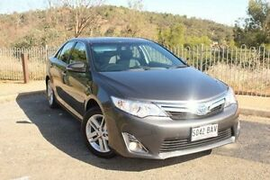 2014 Toyota Camry AVV50R Hybrid HL Grey 1 Speed Constant Variable Sedan Hybrid Hawthorn Mitcham Area Preview