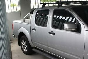 2012 Nissan Navara D40 S6 MY12 ST Silver 5 Speed Sports Automatic Utility Berwick Casey Area Preview