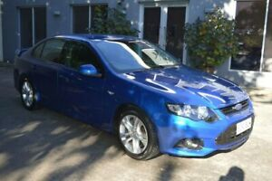 2012 Ford Falcon FG MkII XR6 EcoLPi Blue 6 Speed Sports Automatic Sedan Norwood Norwood Area Preview