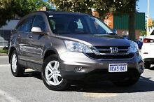 2012 Honda CR-V RE MY2011 Luxury 4WD Grey 5 Speed Automatic Wagon Victoria Park Victoria Park Area Preview