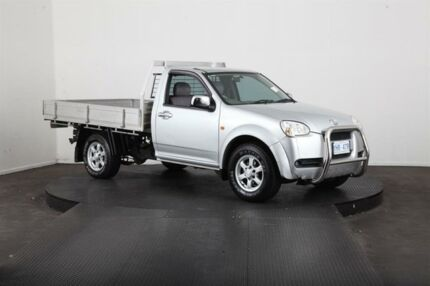 2011 Great Wall V240 K2 MY11 (4x2) Silver 5 Speed Manual Cab Chassis