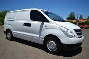 2008 Hyundai iLOAD White 5 Speed Auto Active Select Wagon Blair Athol Port Adelaide Area Preview