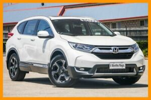 2017 Honda CR-V RW MY18 VTi-L FWD White 1 Speed Constant Variable Wagon Hillcrest Logan Area Preview