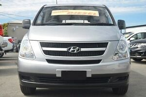 2012 Hyundai iLOAD TQ2-V MY12 Silver 5 Speed Automatic Van Hillcrest Port Adelaide Area Preview