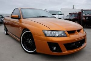 2005 Holden Special Vehicles Maloo Z Series Gold 6 Speed Manual Utility Dandenong Greater Dandenong Preview