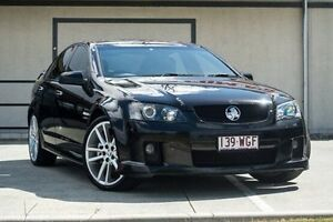 2008 Holden Commodore VE MY09 SS V 60th Anniversary Black 6 Speed Manual Sedan Springwood Logan Area Preview