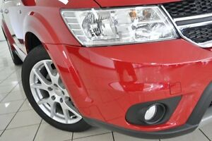 2014 Dodge Journey JC MY15 R/T Red 6 Speed Automatic Wagon Chatswood West Willoughby Area Preview