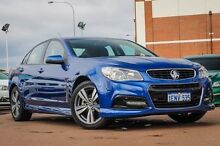 2014 Holden Commodore VF MY14 SV6 Blue 6 Speed Sports Automatic Sedan Fremantle Fremantle Area Preview